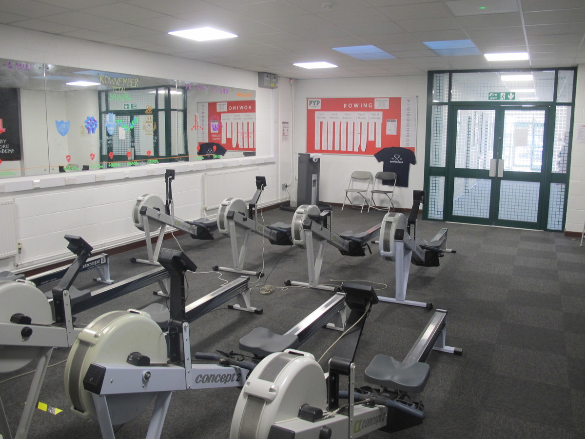 SC - Rowing Room - Charnwood College - Leicestershire - 3 - SchoolHire