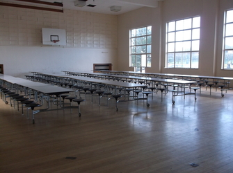 Sports Hall - Gymnasium - Charnwood College - Leicestershire - 2 - SchoolHire
