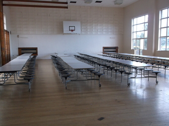 Sports Hall - Gymnasium - Charnwood College - Leicestershire - 3 - SchoolHire