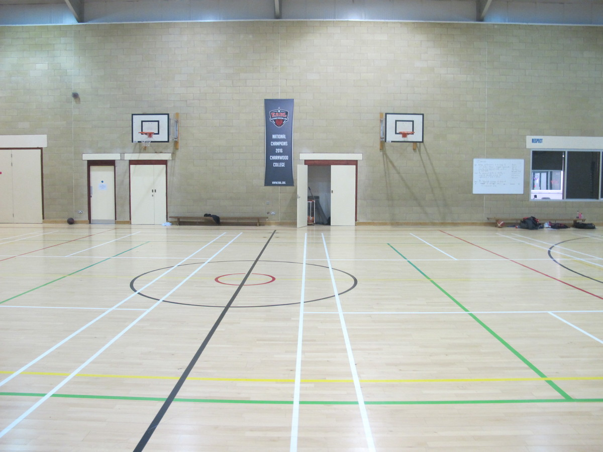 Sports Hall - SC - Charnwood College - Leicestershire - 2 - SchoolHire