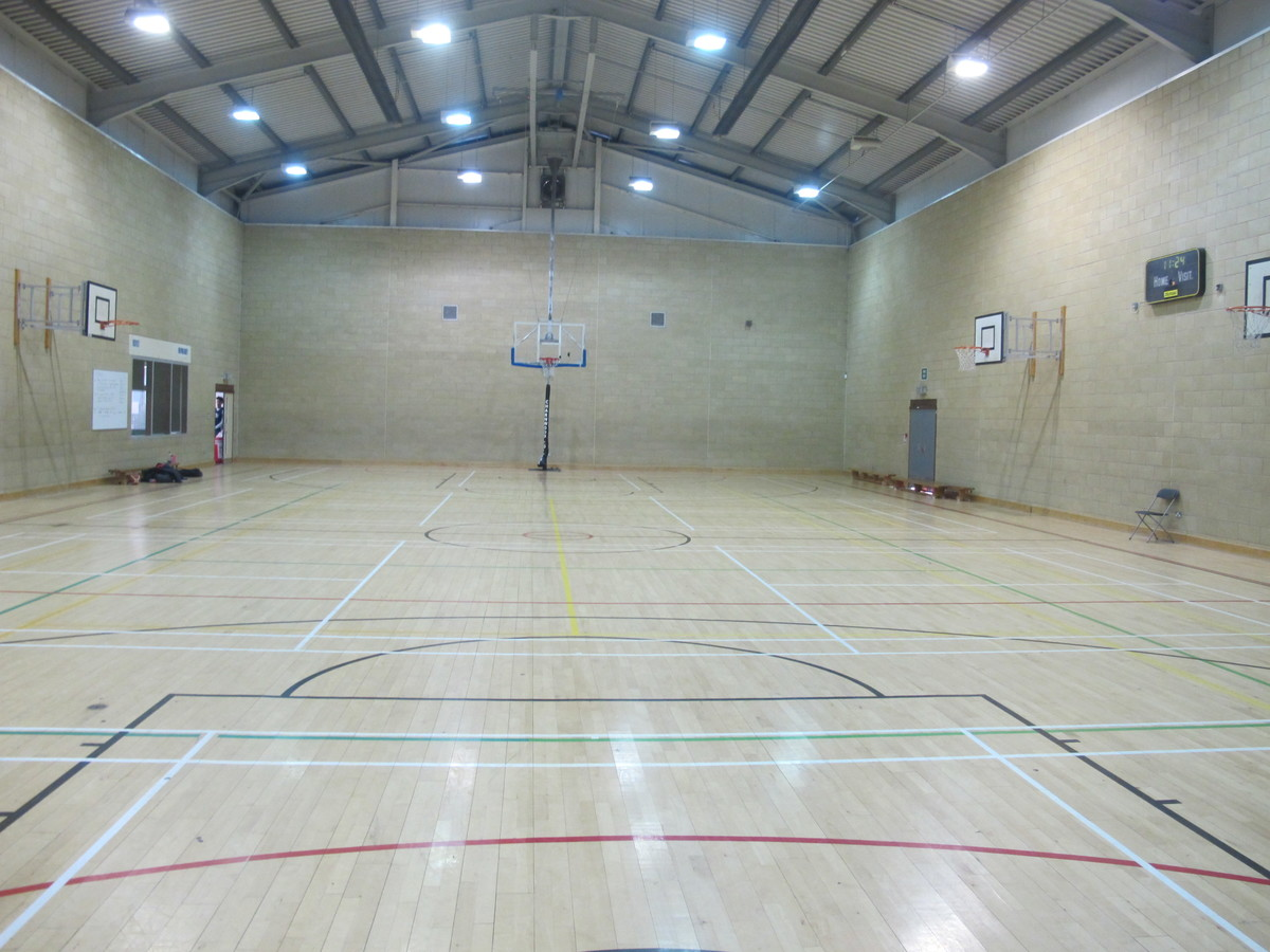 Sports Hall - SC - Charnwood College - Leicestershire - 4 - SchoolHire