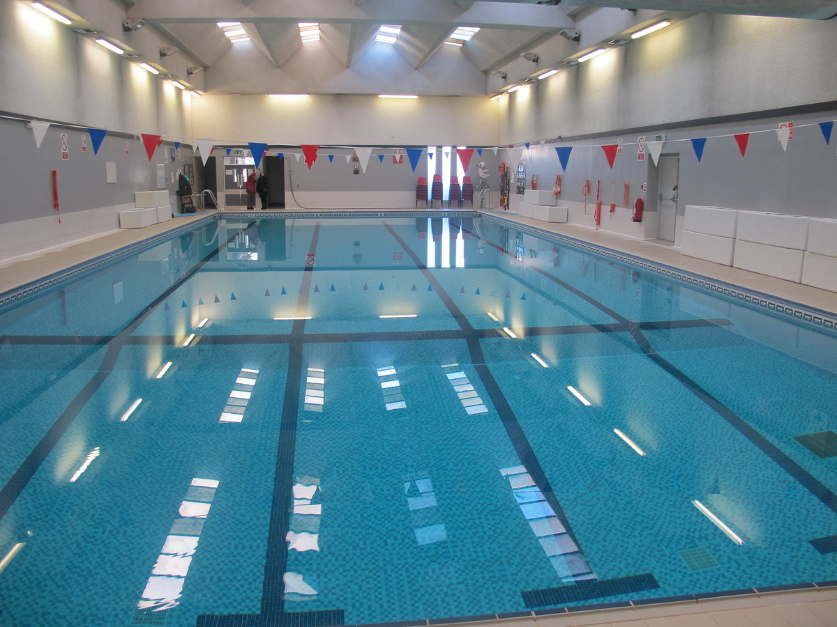 Swimming Pool At Charnwood College For Hire In