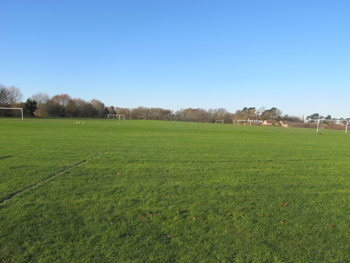 Grass Pitches - 9-a-side - Charnwood College - Leicestershire - 1 - SchoolHire
