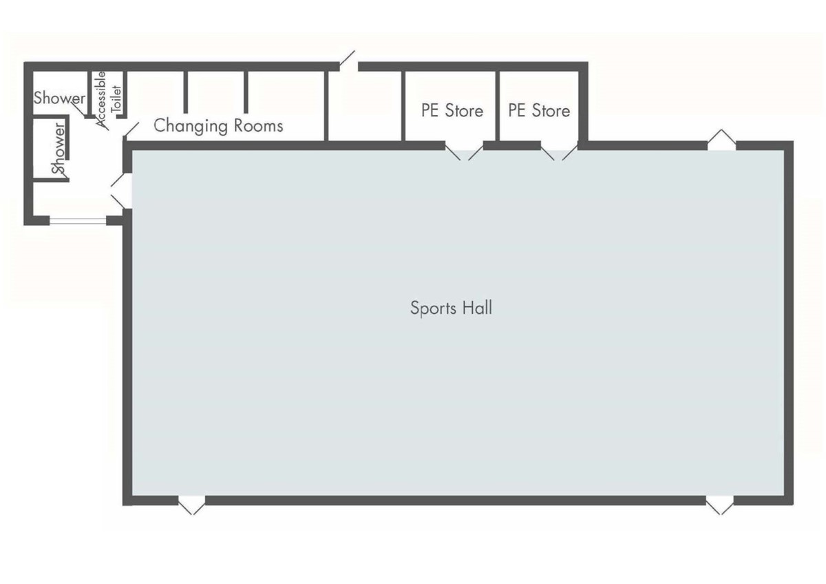 Tankerville Sports Hall - Newcastle High School for Girls - Newcastle - 2 - SchoolHire