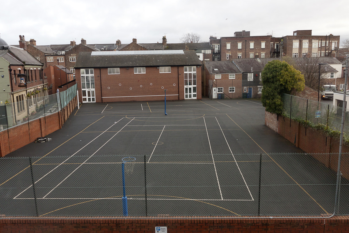 Brandling Hard Court - Newcastle High School for Girls - Newcastle - 3 - SchoolHire