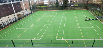 Tankerville All Weather Court - Newcastle High School for Girls - Newcastle - 2 - SchoolHire