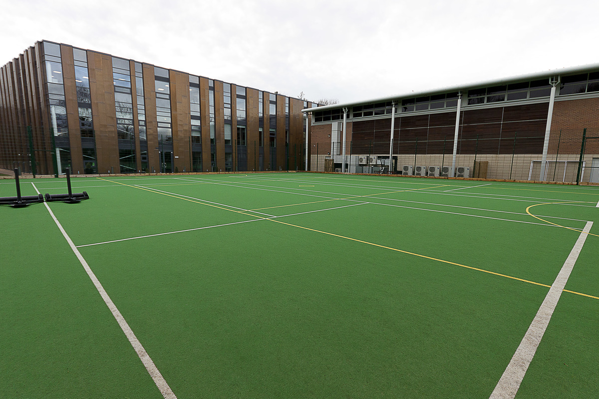 Tankerville All Weather Court - Newcastle High School for Girls - Newcastle - 3 - SchoolHire