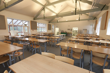 Junior School Dining Hall - Newcastle High School for Girls - Newcastle - 4 - SchoolHire