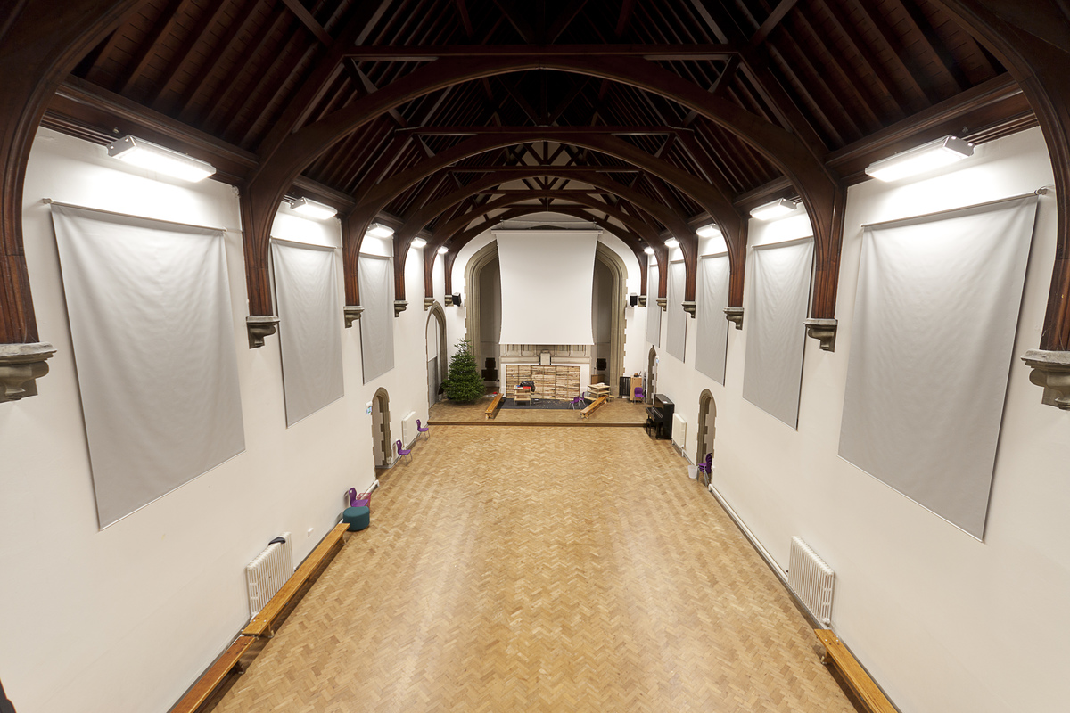 Junior School Main Hall - Newcastle High School for Girls - Newcastle - 4 - SchoolHire