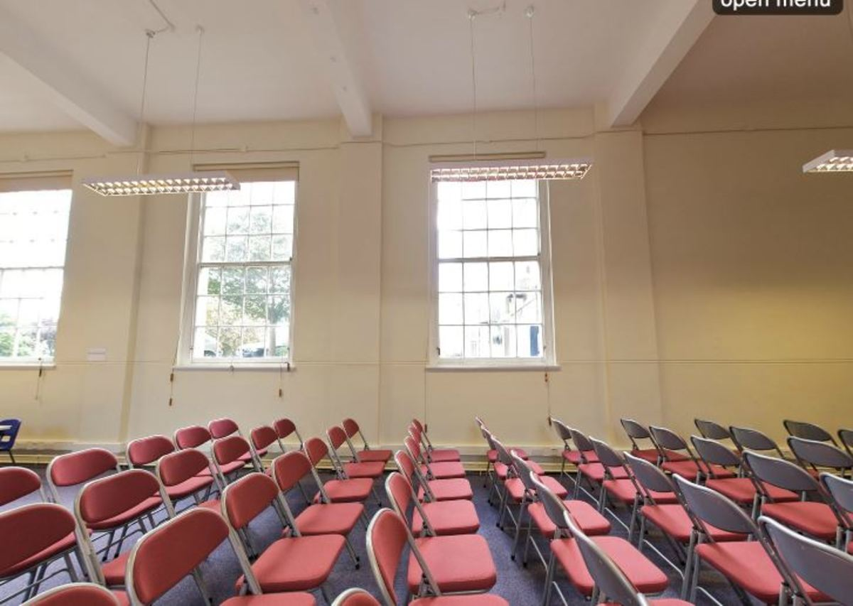 Conference Hall - Woodford County High School - Essex - 3 - SchoolHire