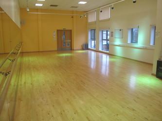 Dance Studio - Woodford County High School - Essex - 2 - SchoolHire