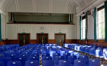Main Hall - Woodford County High School - Essex - 2 - SchoolHire