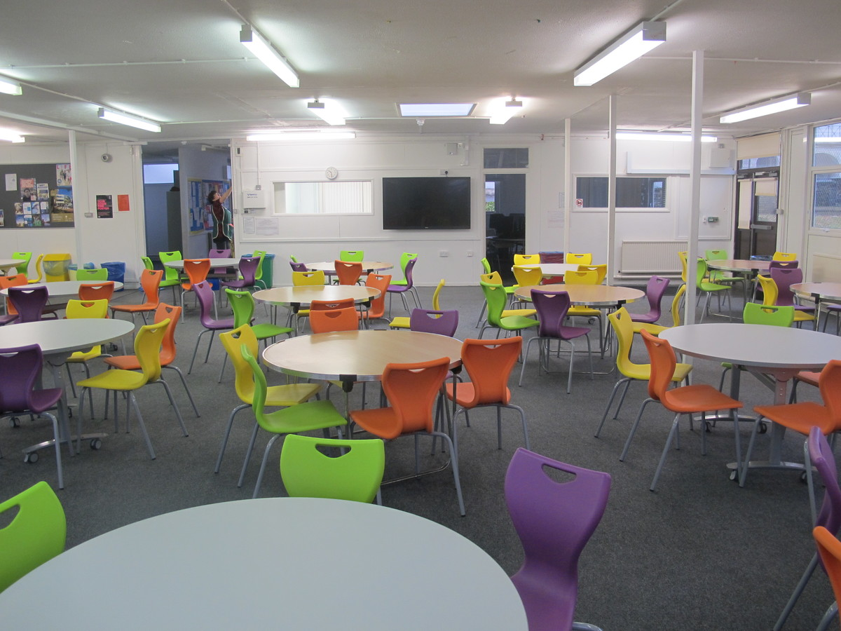 Sixth Form Centre - Woodford County High School - Essex - 2 - SchoolHire