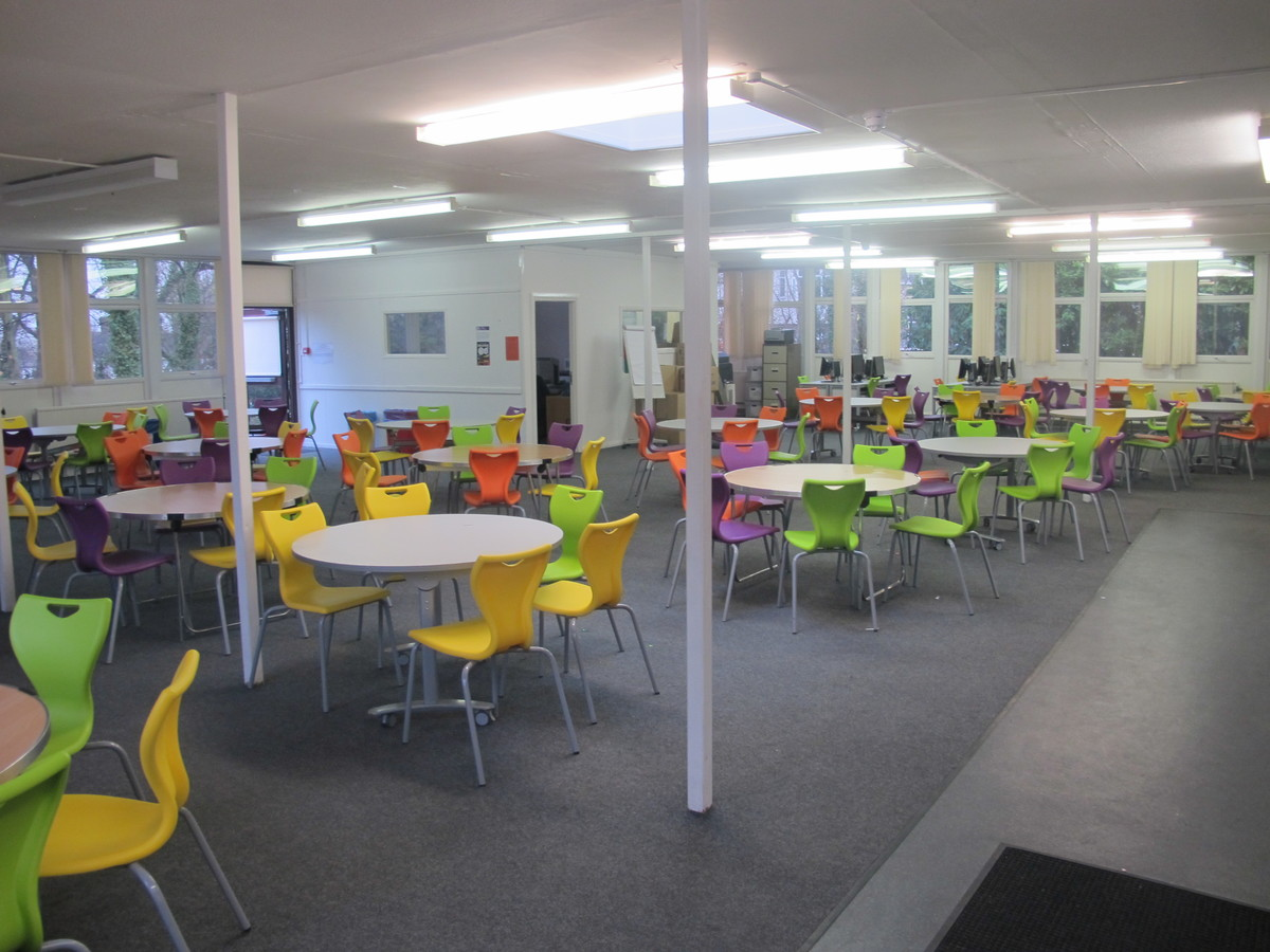 Sixth Form Centre - Woodford County High School - Essex - 3 - SchoolHire