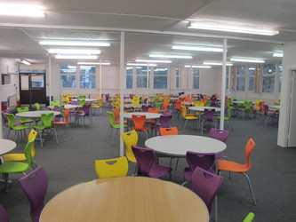 Sixth Form Centre - Woodford County High School - Essex - 4 - SchoolHire