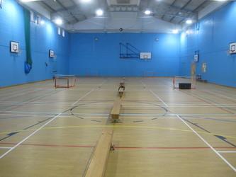 Sports Hall - Woodford County High School - Essex - 2 - SchoolHire