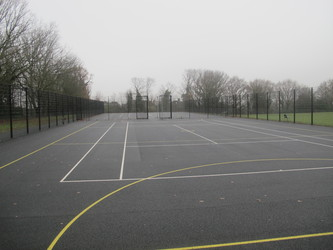 MUGA Court - Playing Field - Woodford County High School - Essex - 2 - SchoolHire