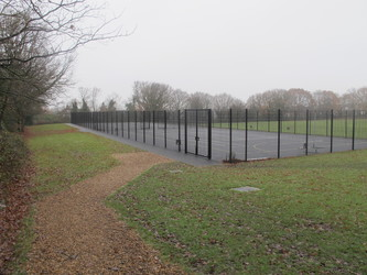 MUGA Court - Playing Field - Woodford County High School - Essex - 3 - SchoolHire