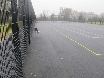 MUGA Court - Playing Field - Woodford County High School - Essex - 4 - SchoolHire