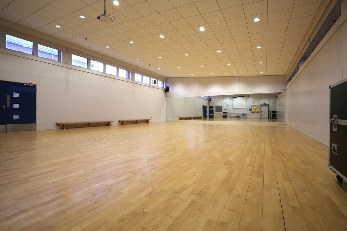 Dance Studio - Nunthorpe Academy - Middlesbrough - 1 - SchoolHire