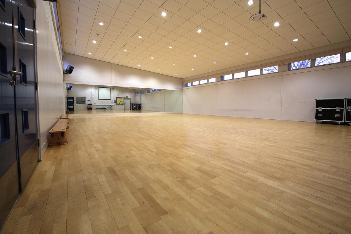Dance Studio - Nunthorpe Academy - Middlesbrough - 4 - SchoolHire