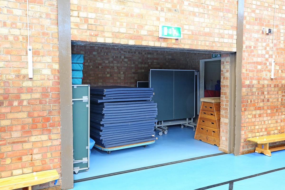 Gymnasium - Nunthorpe Academy - Middlesbrough - 3 - SchoolHire