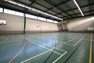Sports Hall - Nunthorpe Academy - Middlesbrough - 1 - SchoolHire