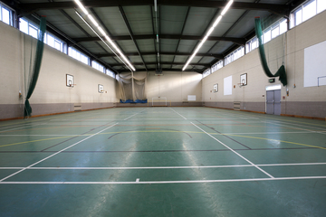 Sports Hall - Nunthorpe Academy - Middlesbrough - 3 - SchoolHire