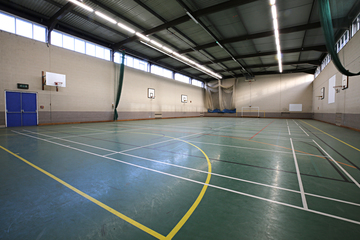 Sports Hall - Nunthorpe Academy - Middlesbrough - 4 - SchoolHire