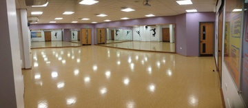 Dance and Fitness Studio - Emmanuel College - Gateshead - 1 - SchoolHire