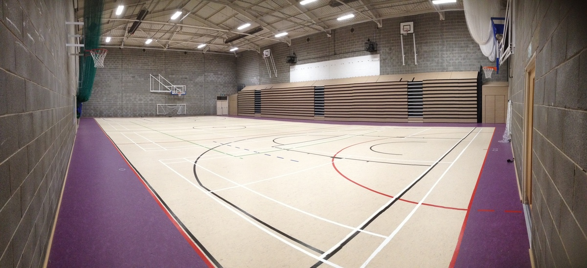 Sports Hall - Emmanuel College - Gateshead - 2 - SchoolHire