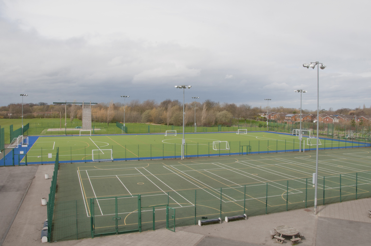 All Weather Pitch - The King's Academy - Middlesbrough - 1 - SchoolHire