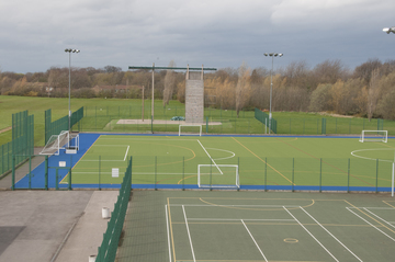 All Weather Pitch - The King's Academy - Middlesbrough - 2 - SchoolHire
