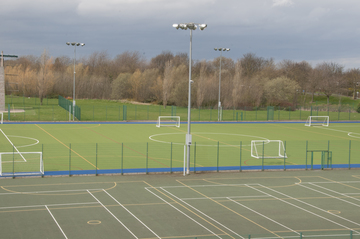 All Weather Pitch - The King's Academy - Middlesbrough - 3 - SchoolHire