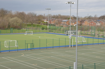 All Weather Pitch - The King's Academy - Middlesbrough - 4 - SchoolHire