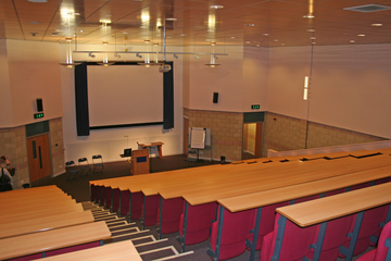 Lecture Theatre - The King's Academy - Middlesbrough - 3 - SchoolHire