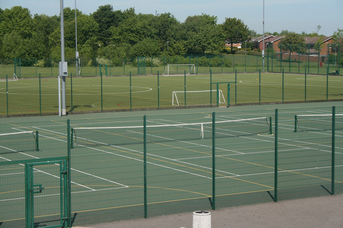 Multi-Use Games Area - The King's Academy - Middlesbrough - 2 - SchoolHire