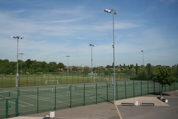 Multi-Use Games Area - The King's Academy - Middlesbrough - 3 - SchoolHire