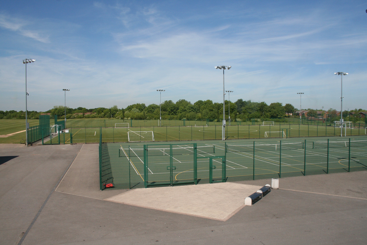 Multi-Use Games Area - The King's Academy - Middlesbrough - 4 - SchoolHire