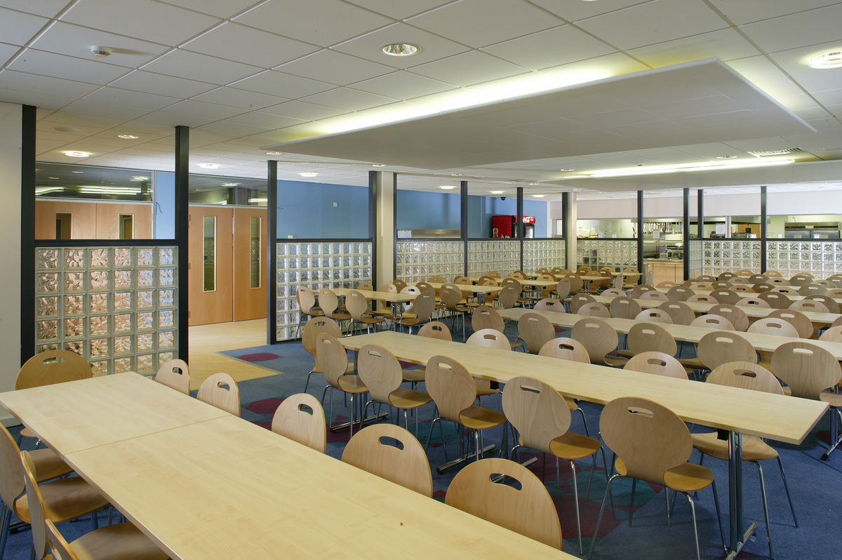 Restaurant  - The King's Academy - Middlesbrough - 2 - SchoolHire