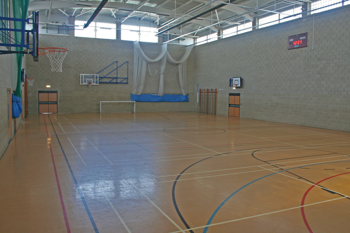 Sports Hall - The King's Academy - Middlesbrough - 2 - SchoolHire