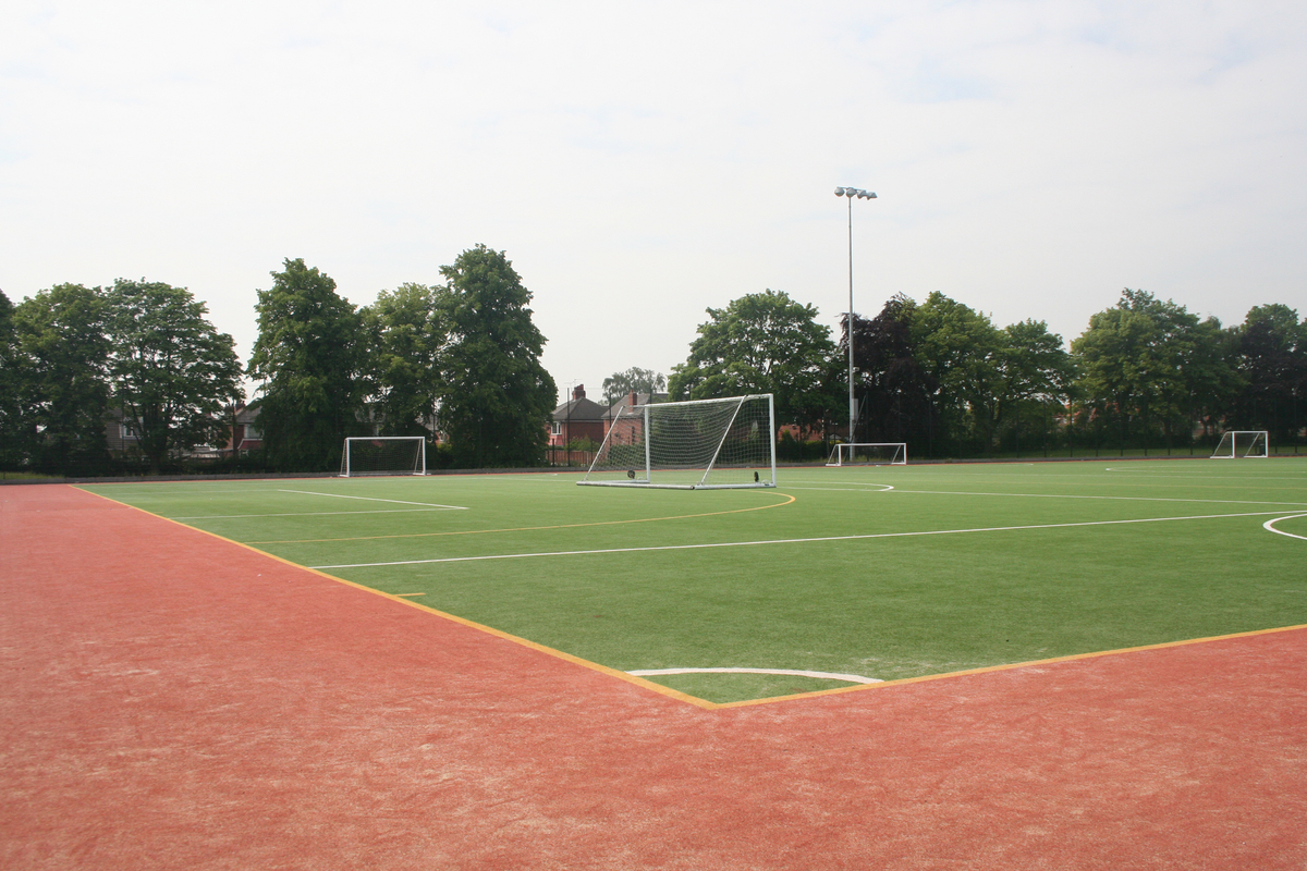 All Weather Pitch - Trinity Academy - Doncaster - 3 - SchoolHire