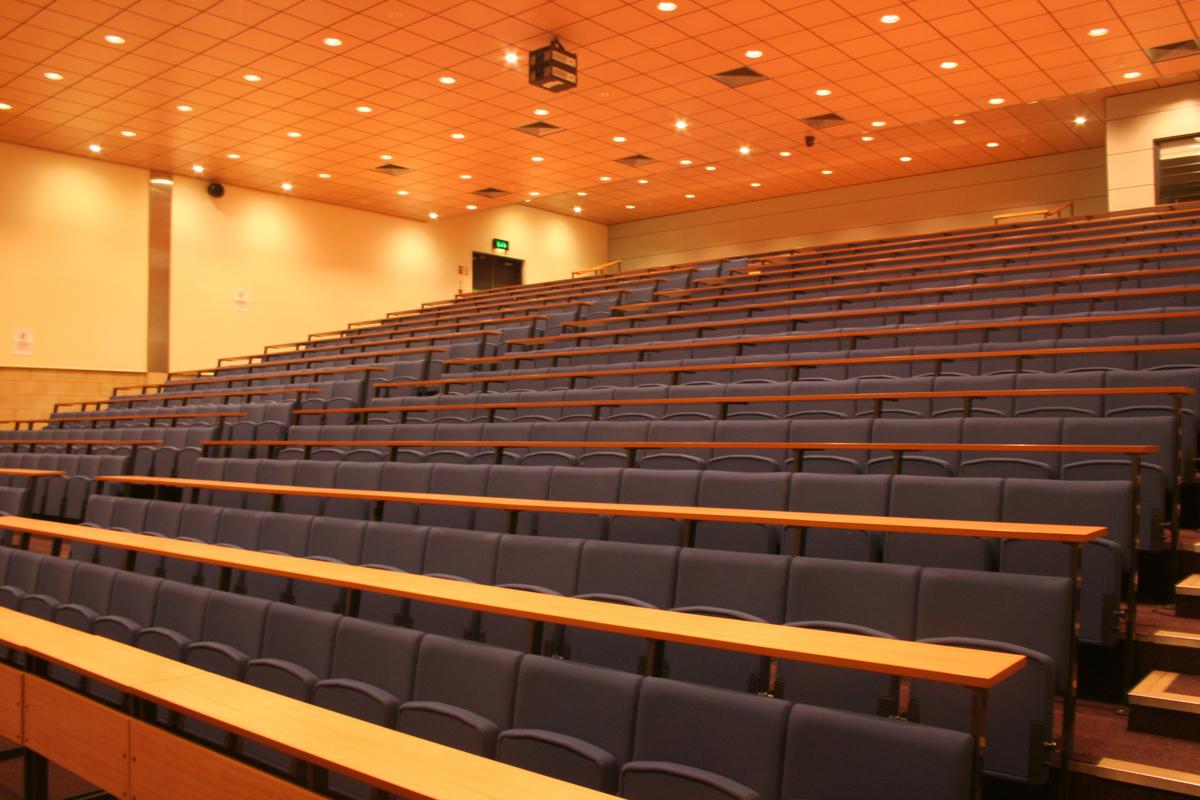 Lecture Theatre - Trinity Academy - Doncaster - 2 - SchoolHire