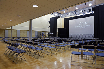 Main Hall - Trinity Academy - Doncaster - 1 - SchoolHire
