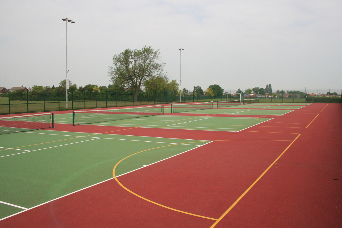 Multi-Use Games Area - Trinity Academy - Doncaster - 1 - SchoolHire