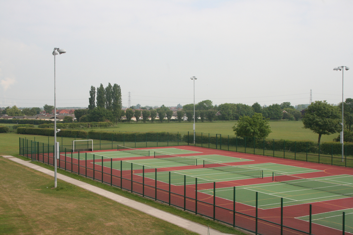 Multi-Use Games Area - Trinity Academy - Doncaster - 2 - SchoolHire