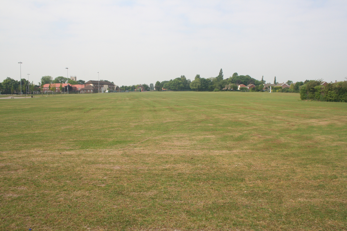Grass Training Area - Trinity Academy - Doncaster - 1 - SchoolHire