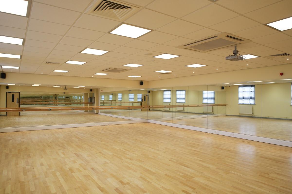Dance Studio - Trinity Academy - Doncaster - 1 - SchoolHire