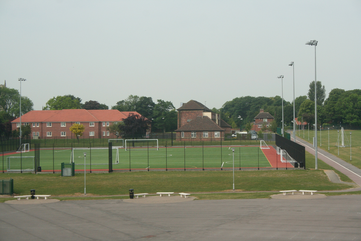 All Weather Pitch - Trinity Academy - Doncaster - 2 - SchoolHire