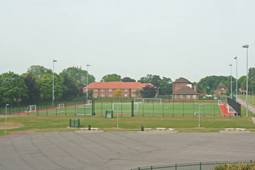 All Weather Pitch - Trinity Academy - Doncaster - 4 - SchoolHire